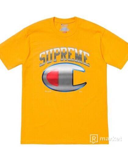 Supreme/Champion tee