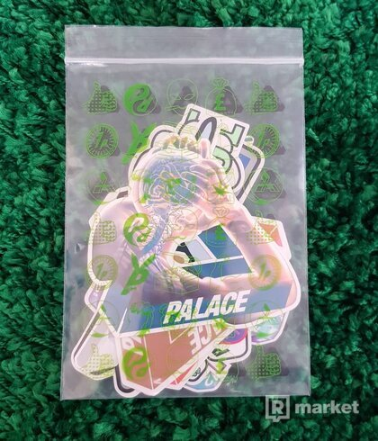 Palace Sticker pack