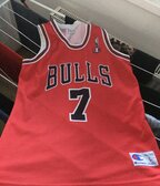 BEN GORDON CHICAGO BULLS NBA CHAMPION