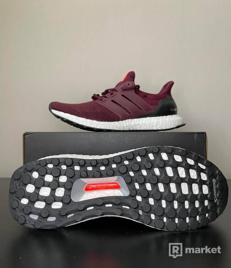 Adidas Ultraboost 1.0 Burgundy