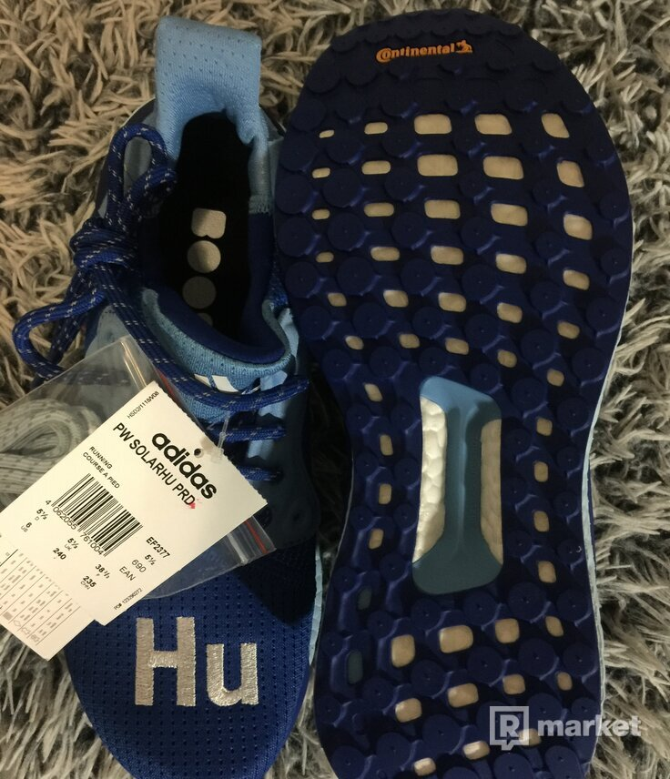 Adidas X Pharrell Williams HU
