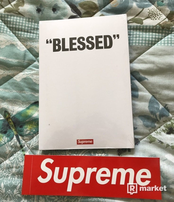 "Supreme ""Blessed"" DVD"