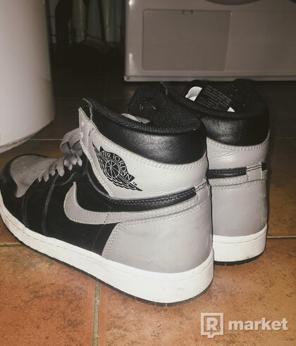 Air Jordan 1 Shadows