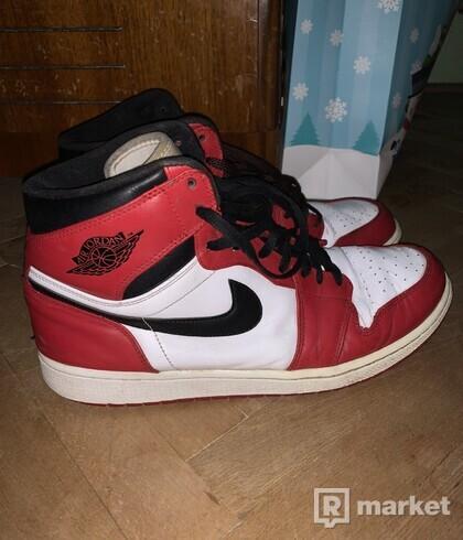 Nike Air Jordan 1 Chicago