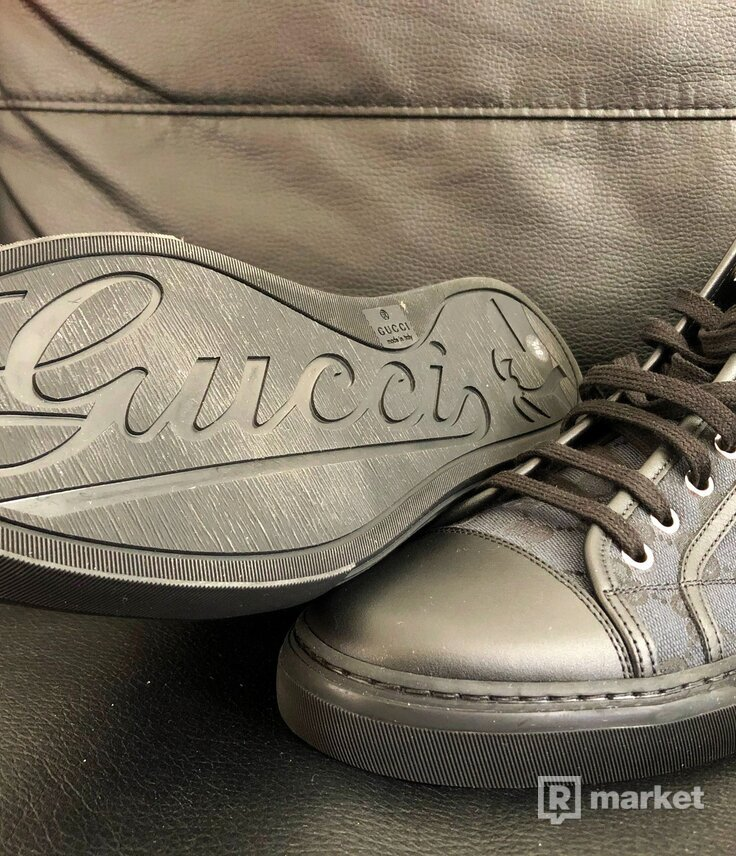 Gucci High Top