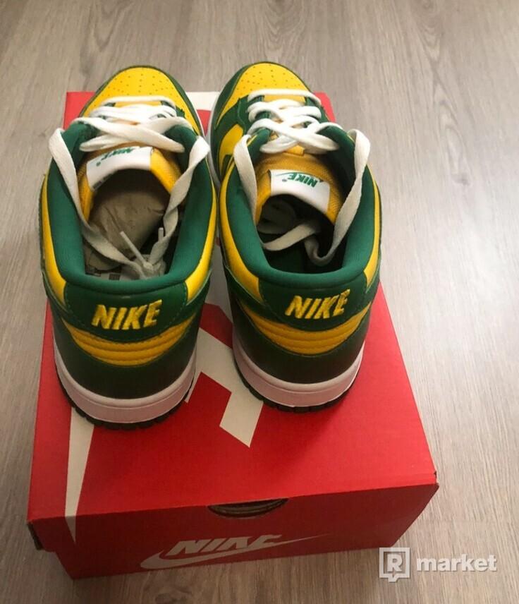 Nike Dunk Brasil