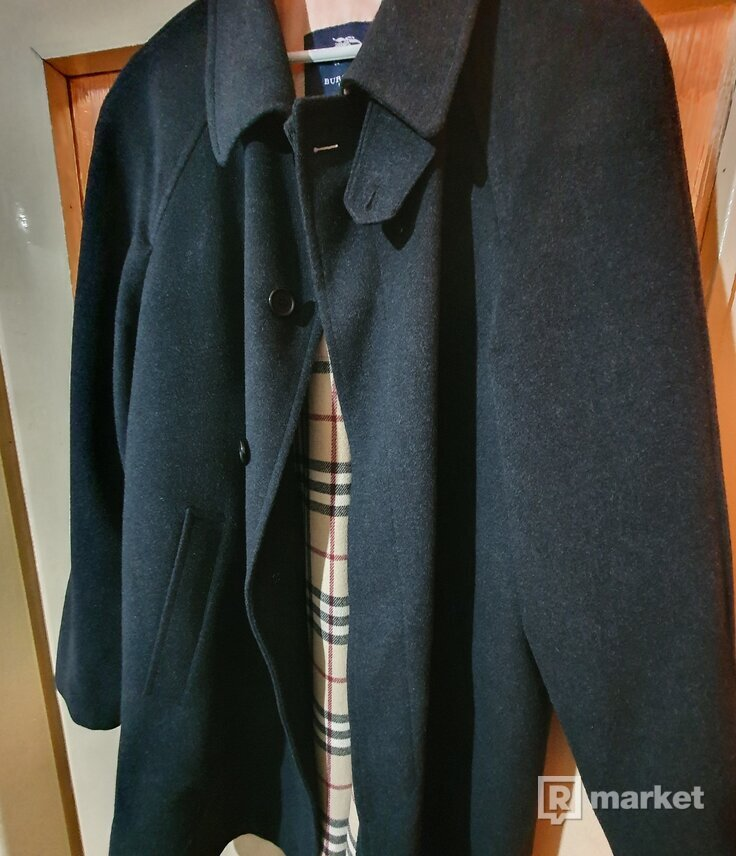 Burberry London Merino Coat vel. 54