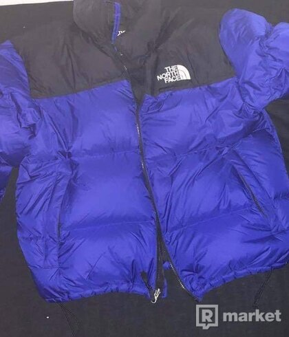 North Face Bunda 1996 Blue