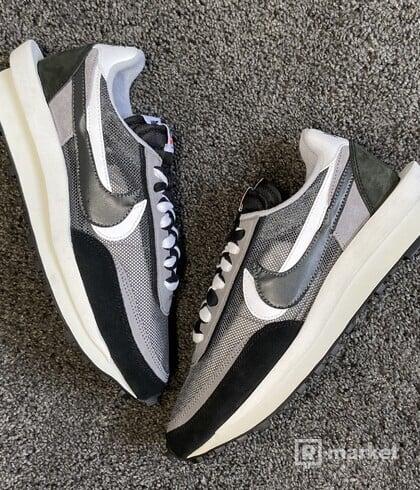 """Nike LD Waffle/Sacai ,,Black"""""""