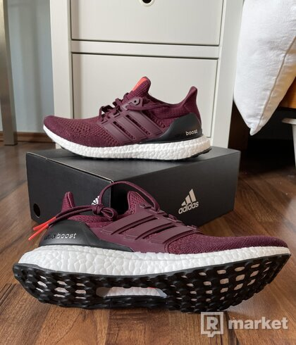 "Adidas Ultraboost 1.0 ""Burgundy"""