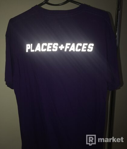 Places + Faces 3M Tee