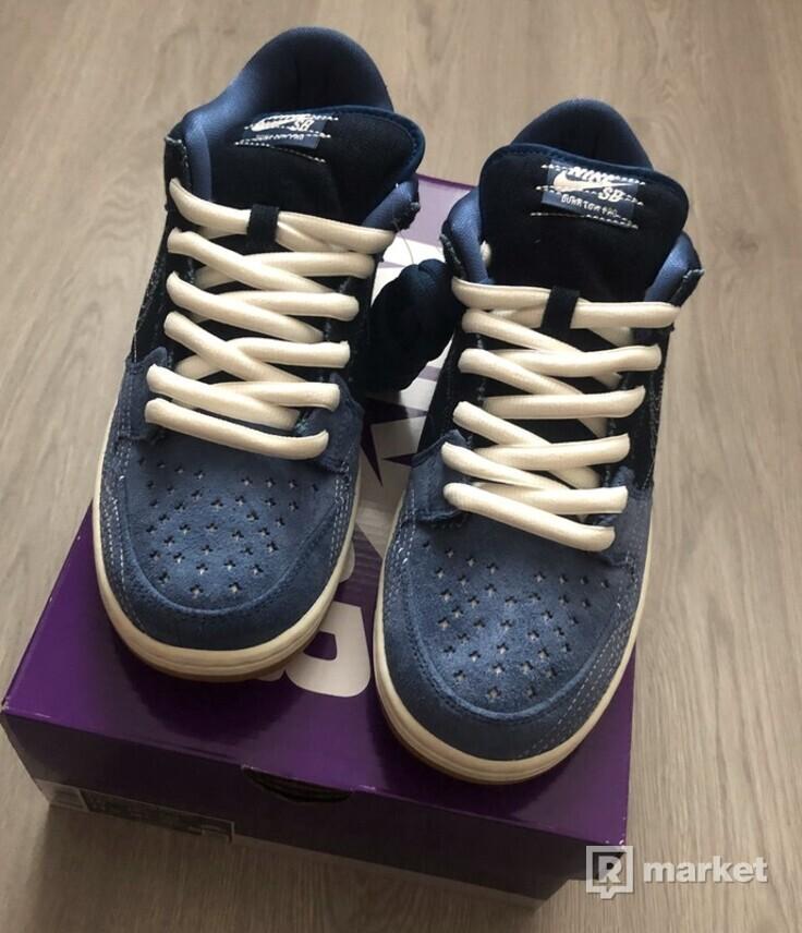 Nike Dunk Sashiko