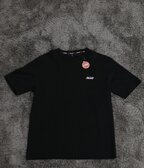 Palace Basically A Tee Black
