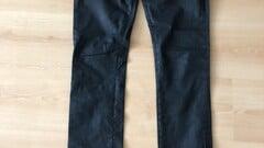 Acne Snake Pleather jeans sz. 30/32