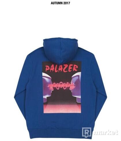 Palace palazer hoodie navy