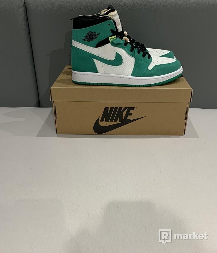Air Jordan 1 High Zoom CMFT Stadium Green