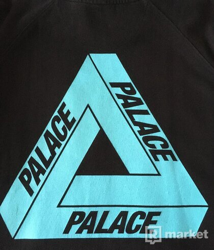 palace hoodie ice blue 2013