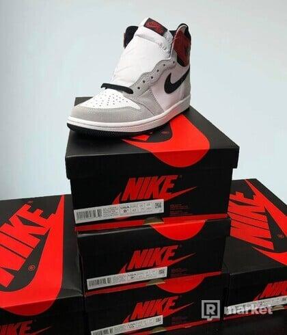 Nike Jordan 1 High Smoke Grey