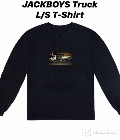 Travis Scott JACKBOYS L/S T-shirt