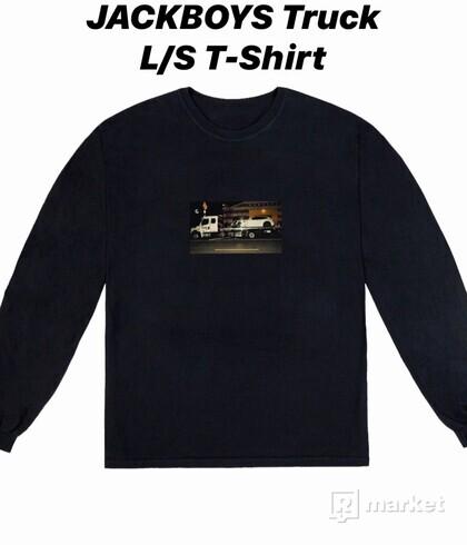 Travis Scott JACKBOYS L/S T-shirt