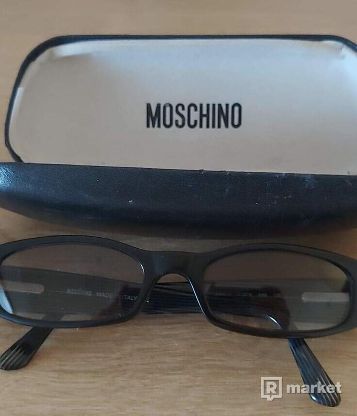 Okuliare Moschino