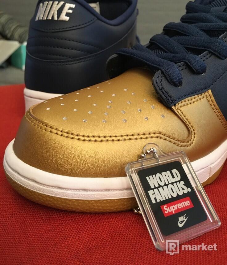 Nike SB Dunk low X Supreme vel.45/29cm