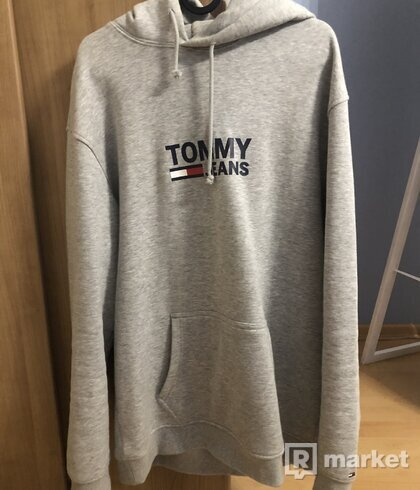 Tommy Hilfiger Flag Logo hoodie