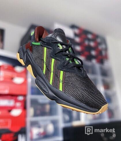 "adidas Originals Pusha T Ozweego ""Mystery Brown"""