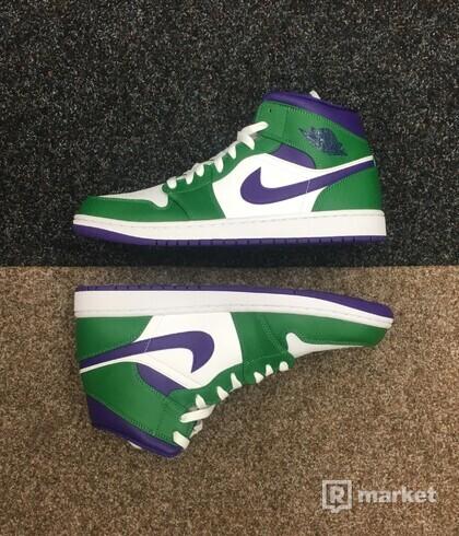 Nike Air Jordan 1 Mid Hulk