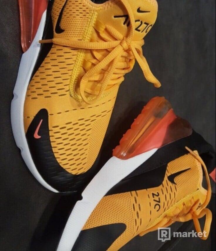 """Nike air max 270 """"tiger"""""""