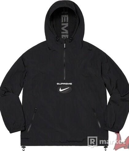 Supreme/Nike Jewel Reversible Ripstop Anorak,Obojstranna bunda