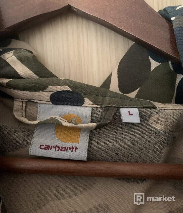 Carhartt Camo Parka
