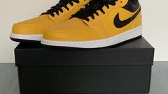 Air Jordan 1 Low University Gold