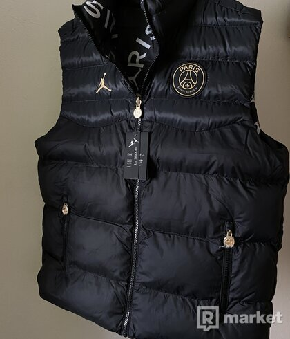 Jordan x PSG  Puffer Vest