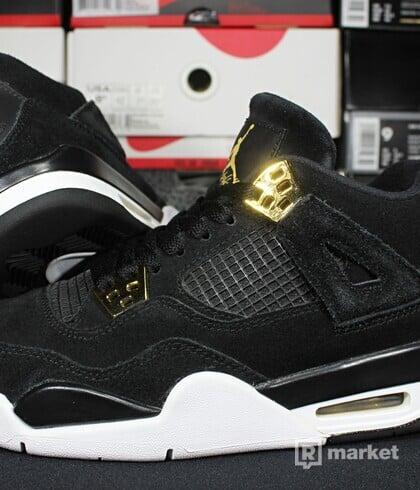 "Air Jordan Retro 4 ""Royalty"" GS"