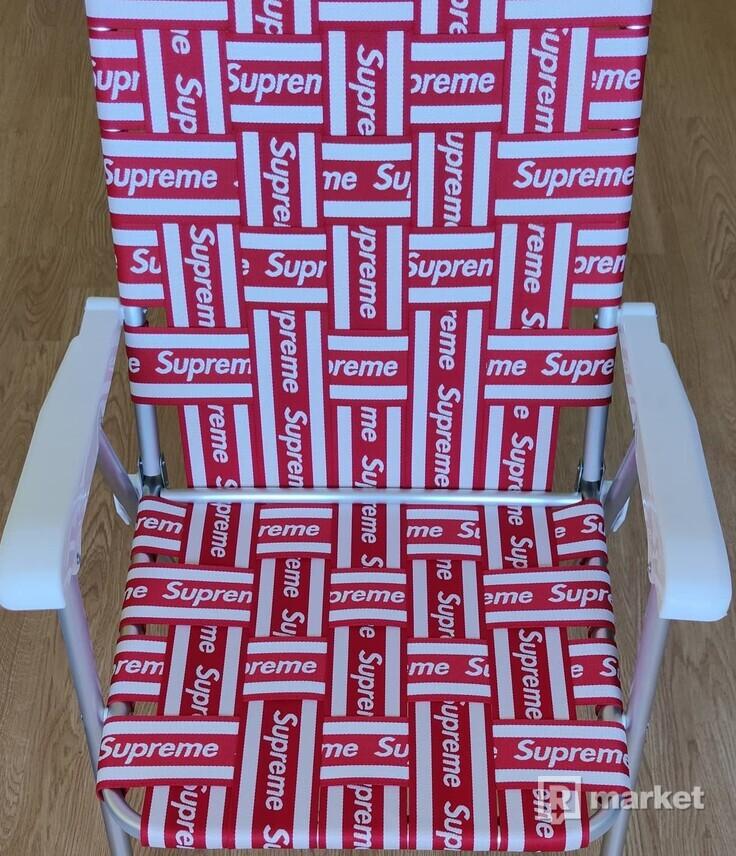 """Supreme """"Lawn Chair"""""""