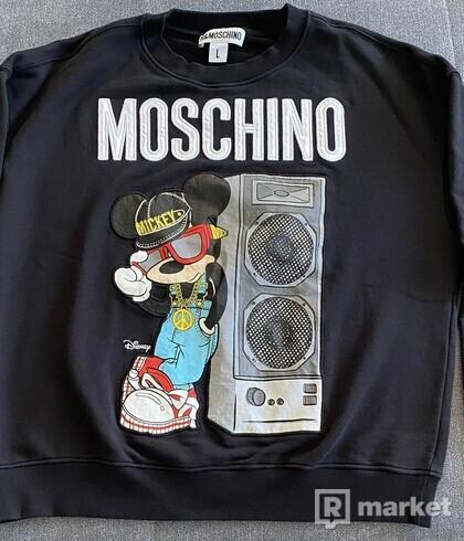 Moschino x H&M sweater