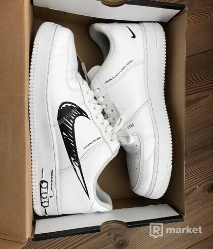 """Nike Air Force 1 Low """"sketch"""""""