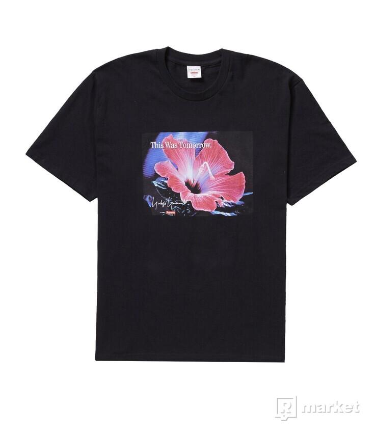 Supreme x Yohji Yamamoto This Was Tomorrow
