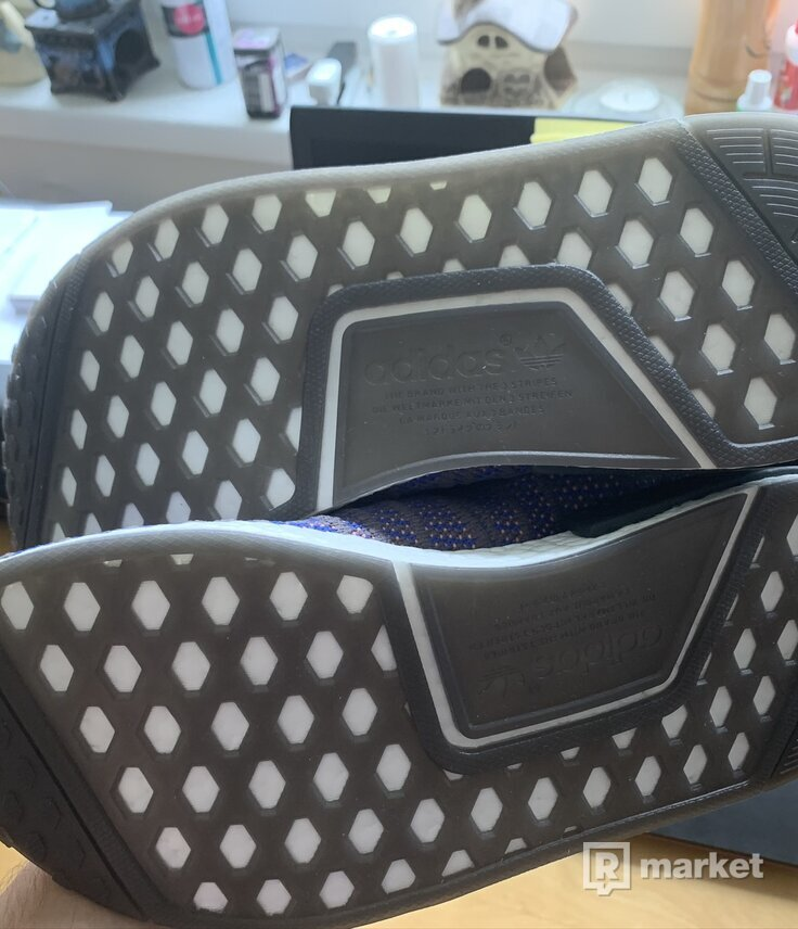 Adidas NMD R-1 STLT PK