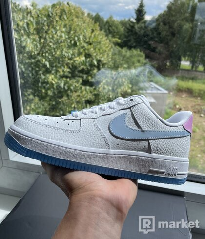 Nike Air Force 1 Low UV Reactive Swoosh (W) EU 38-38.5