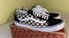 Vans Old Skool Checkerboard Lite