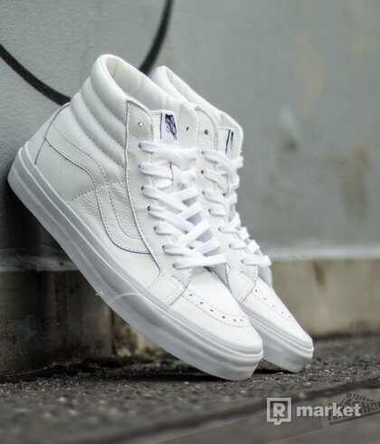 VANS SK8-HI REISSUE PREMIMUM LEATHER