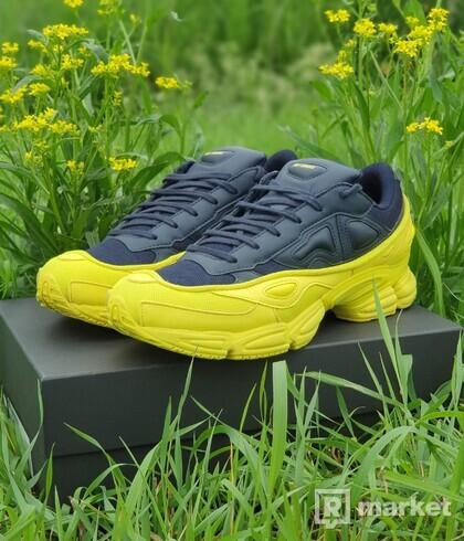 Adidas x Raf Simons Ozweego Yellow/Navy