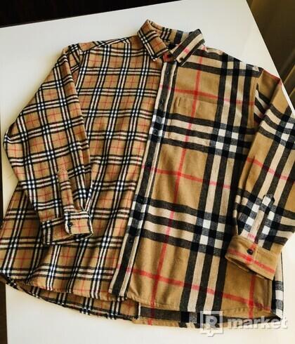 Burberry x Gosha Rubchinskiy cotton shirt
