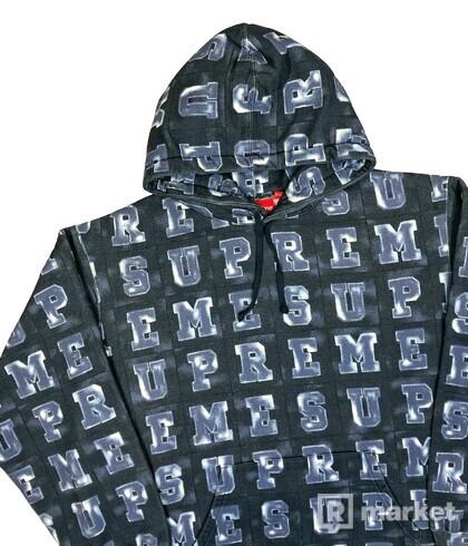 SUPREME Blocks hoodie