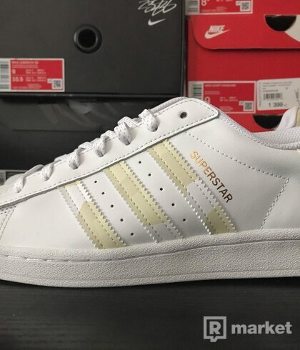 Adidas Superstar 'Camo Stripe'