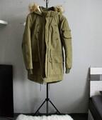 Bershka Parka Jacket zimna bunda