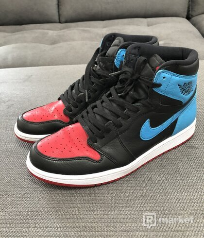 Jordan 1 unc to Chicago
