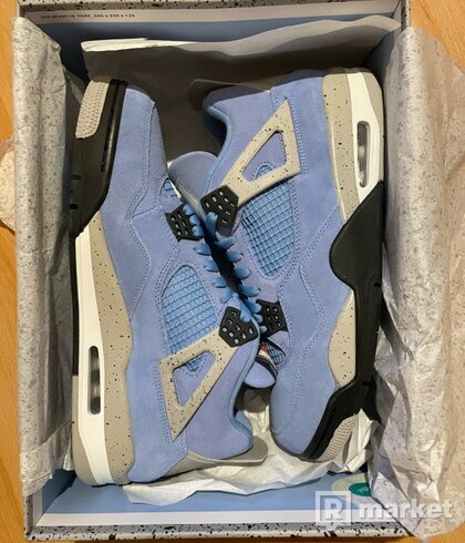 Jordan IV - University Blue